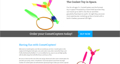 CometCopters